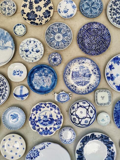 Modranská keramika a porcelán
