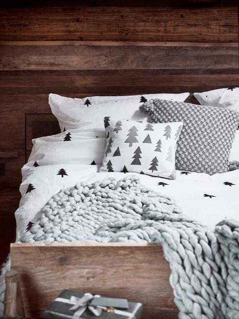 Vianočné darčeky pre ženy: posteľná bielizeň