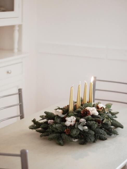 Tradičné dekorácie pre advent