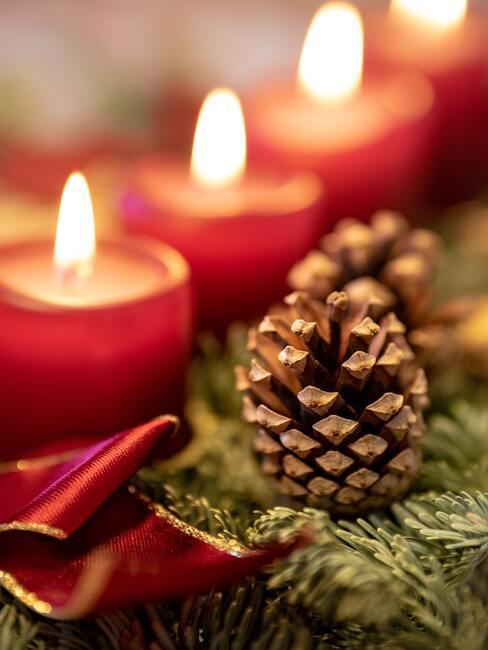 Svietnik pre vianočné obdobie