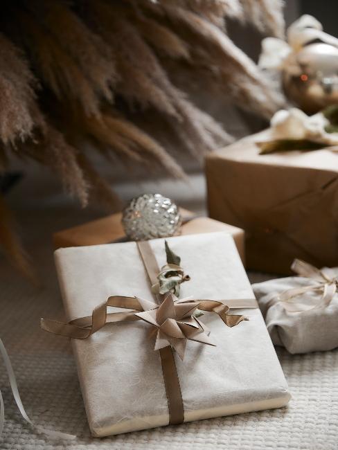 naturálne balenie darčekov