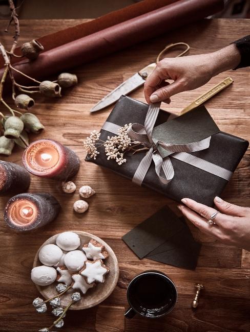 darčekové balenie na darčeky pre frajera
