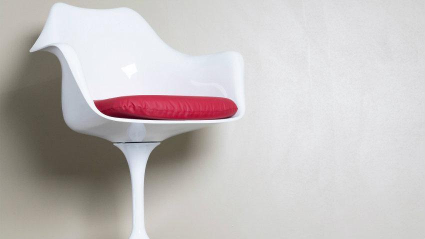 Červené židle