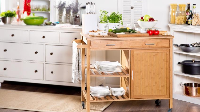 Spodní kuchyňské skříňky