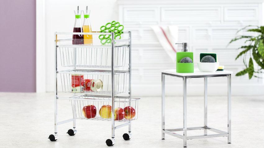 Kuchyňský vozík