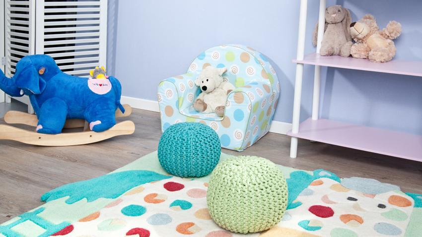 Dánský dětský nábytek