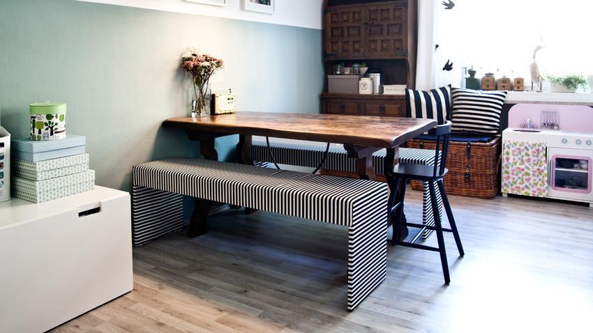 Kuchyňská rohová lavice
