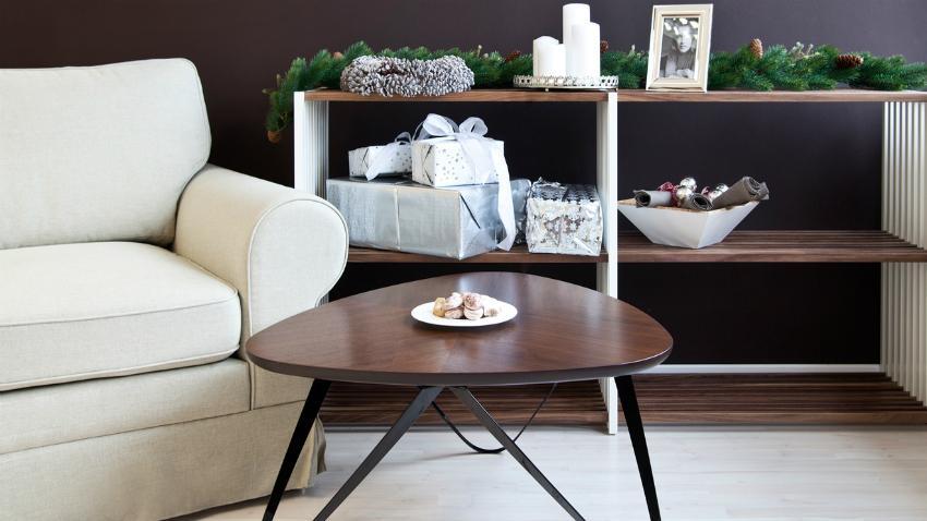 Konferenční stolek z třešňového dřeva