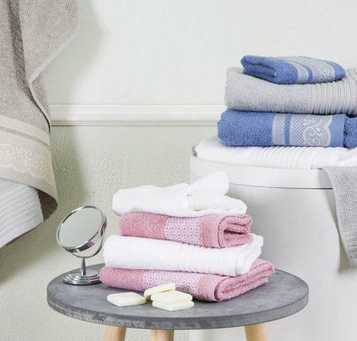 Ručníky na vlasy