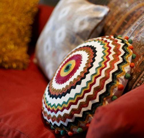 Meditační polštáře