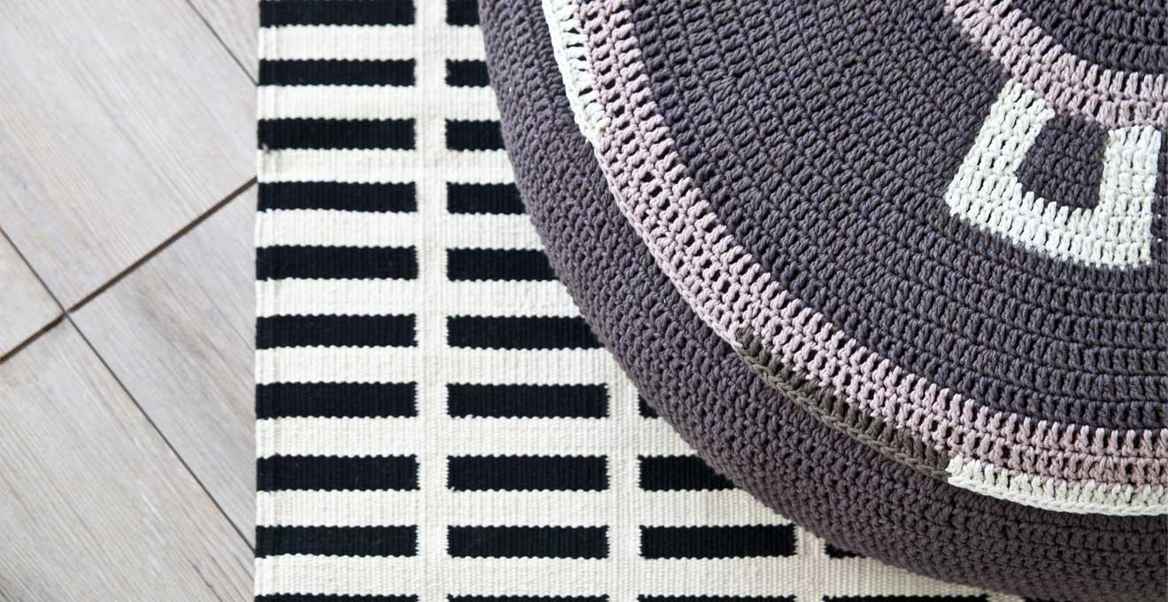 Teppiche Schwarz