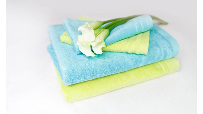 Handtücher Grün