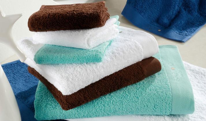KBT Bettwaren zusammengelegte Handtücher