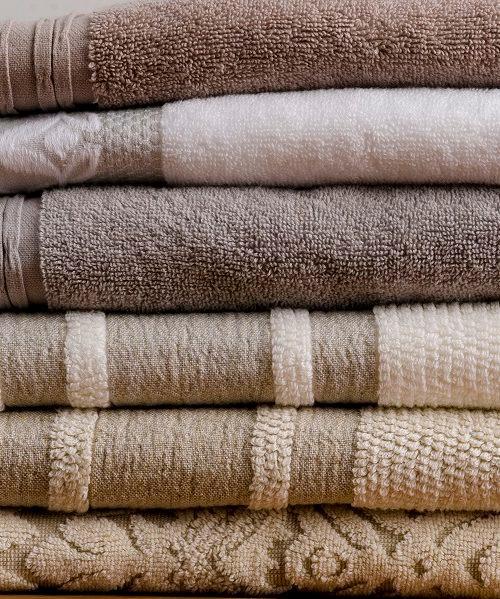 Handtücher Beige