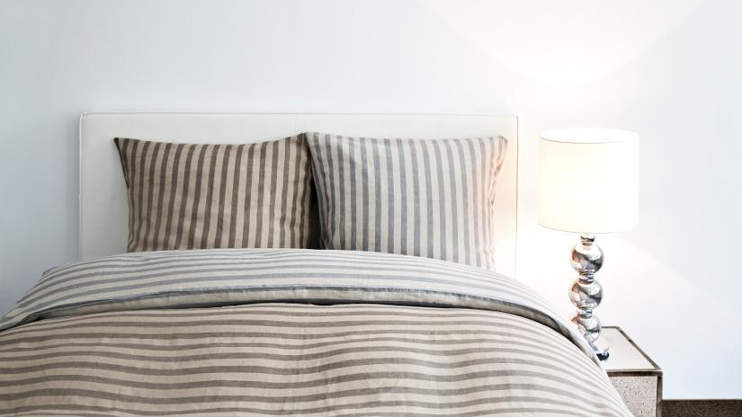cabecero de cama tapizado