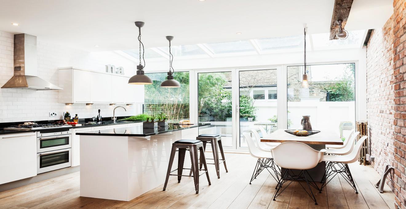 Iluminación de cocinas, consejos prácticos