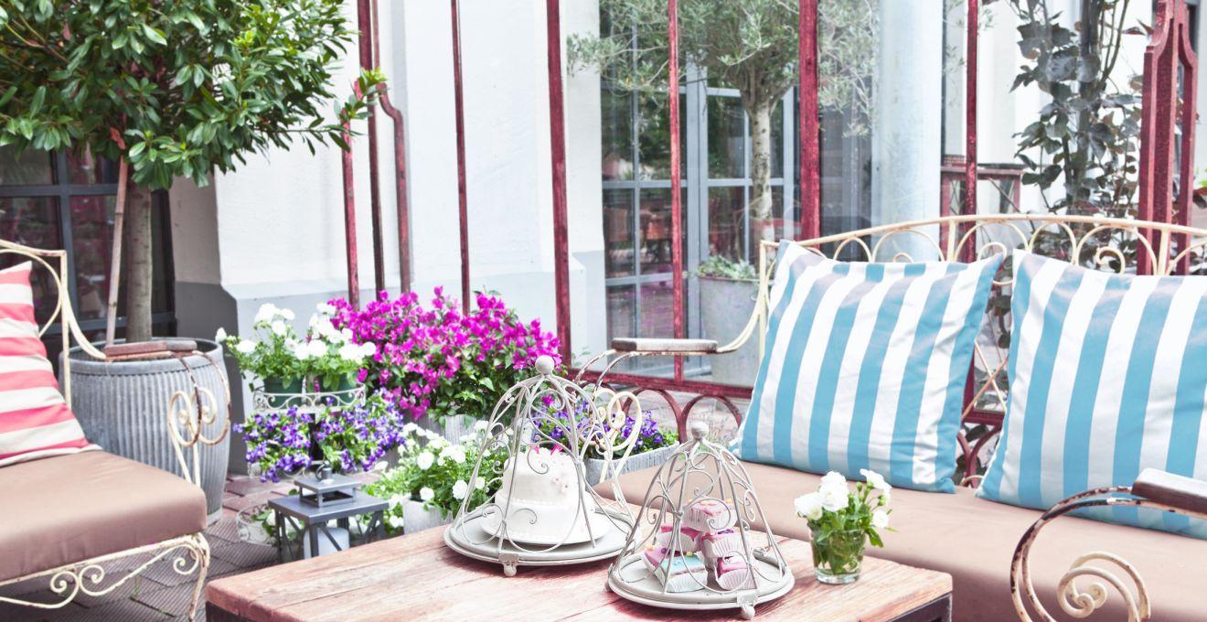 Mesas de patio