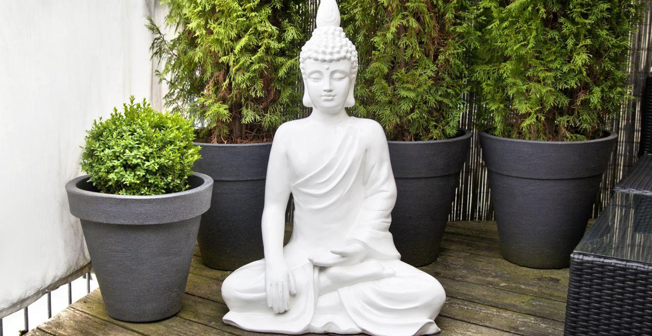 Estatuas para patios