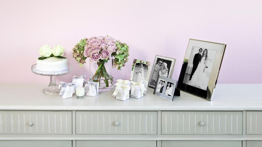 Marcos de fotos para bodas