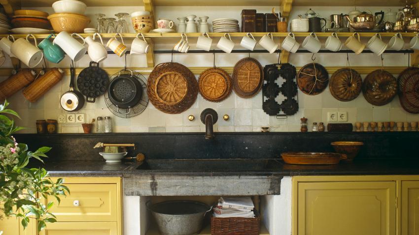 Cocinas vintage