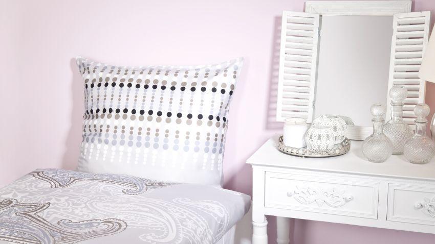 Dormitorio naif