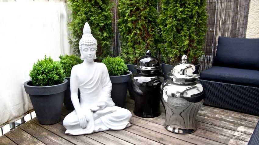 Terrazas zen