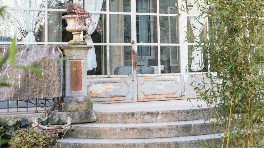 Terrazas vintage