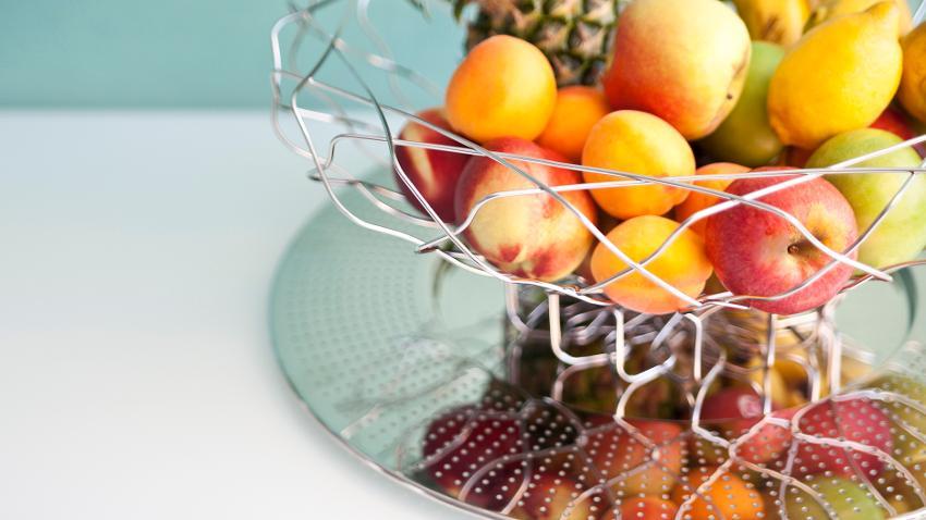 Cestas de fruta