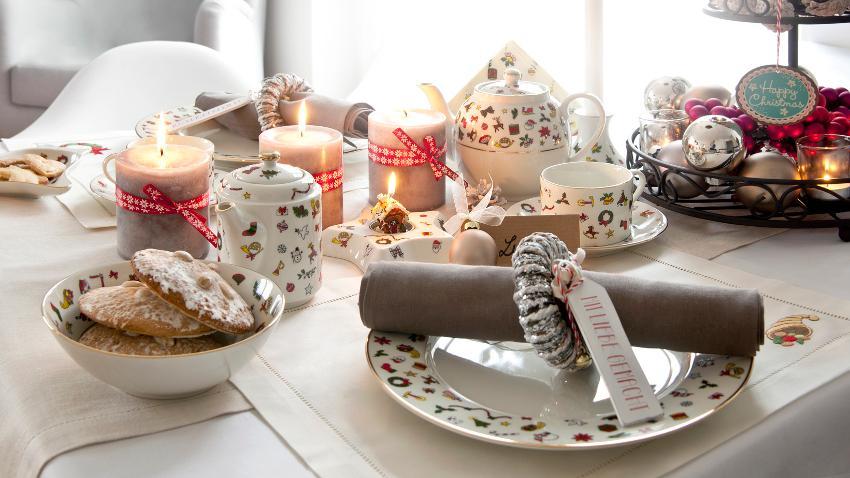 Servilleteros de Navidad