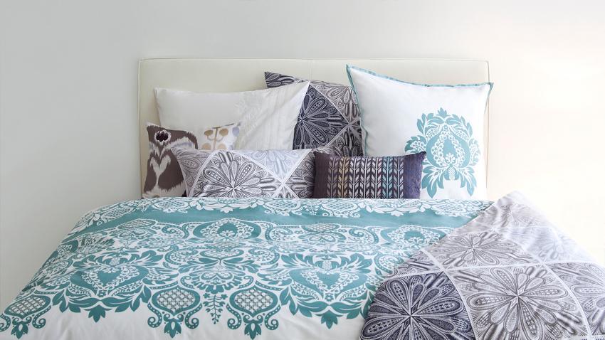 Dormitorio azul, el color de la tranquilidad