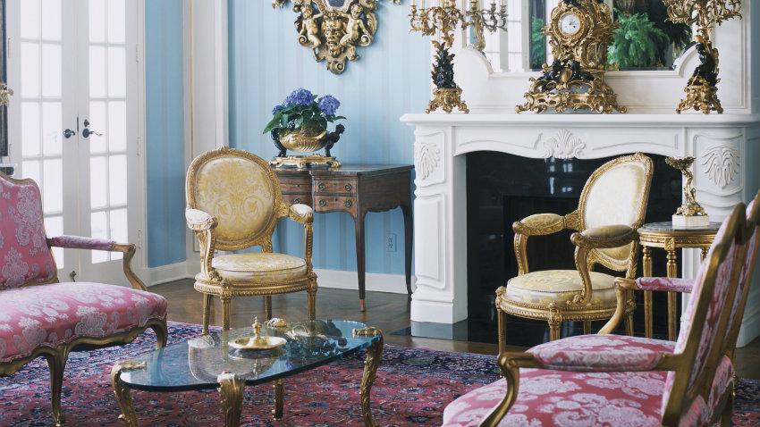 Salón barroco