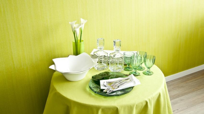 Comedor verde