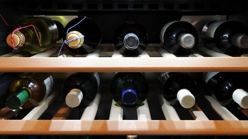 estanterías para vinos