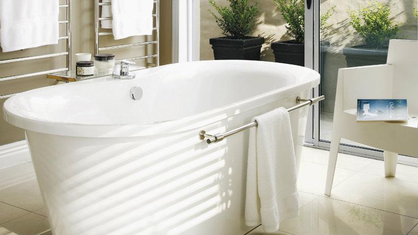 Bañeras acrílicas