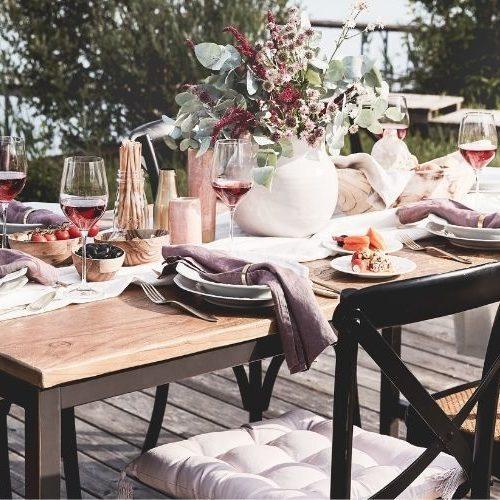 Mesas de jardín