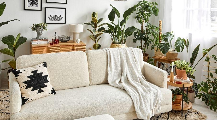 Sofa crema