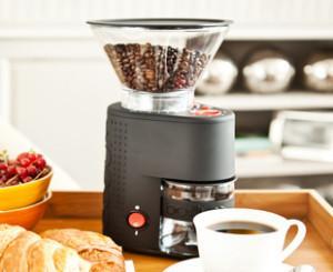 Moulin à café expresso