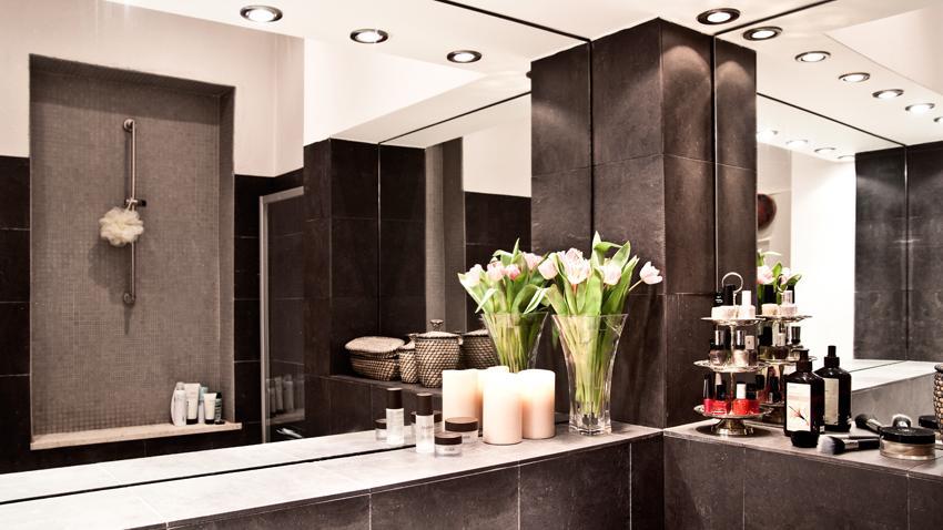 Raclette salle de bain