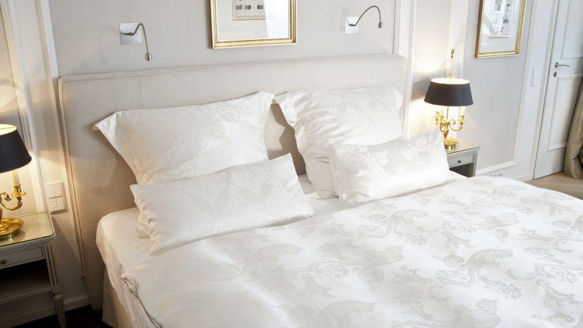 Linge de lit luxe