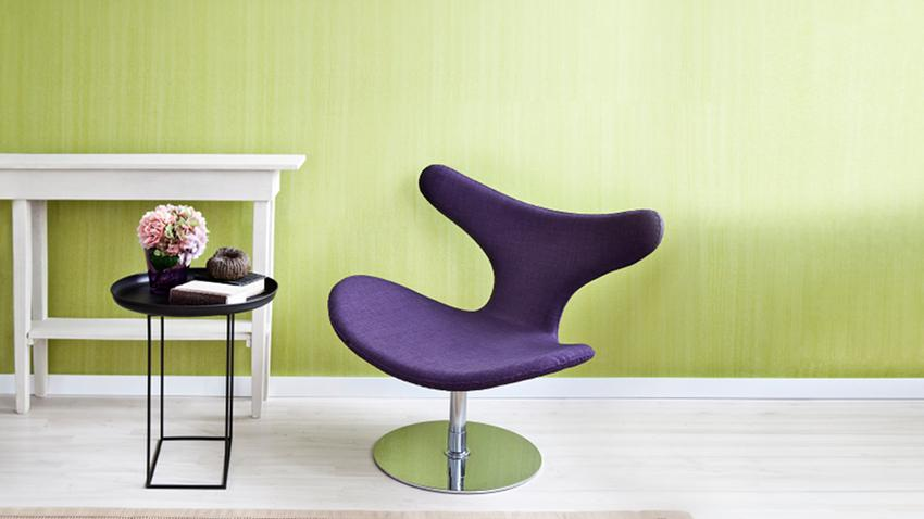 Chaises violette