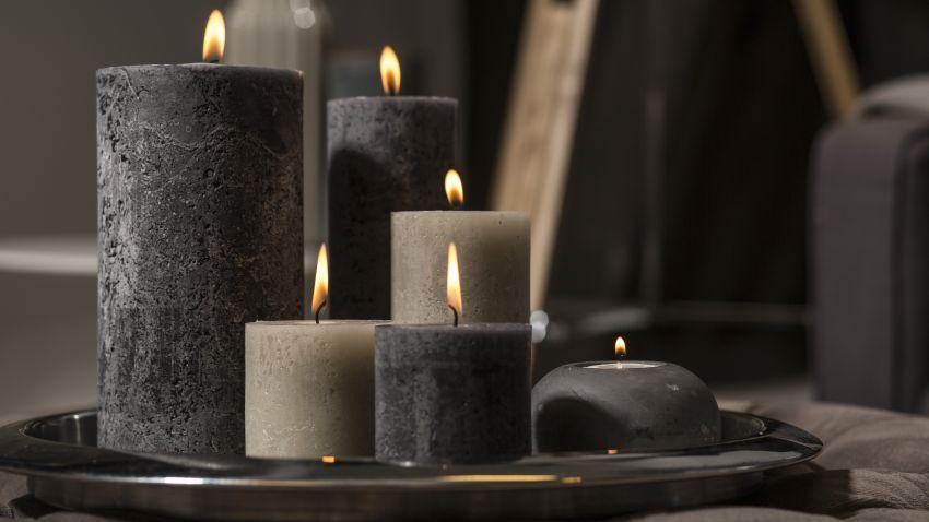Bougies noires