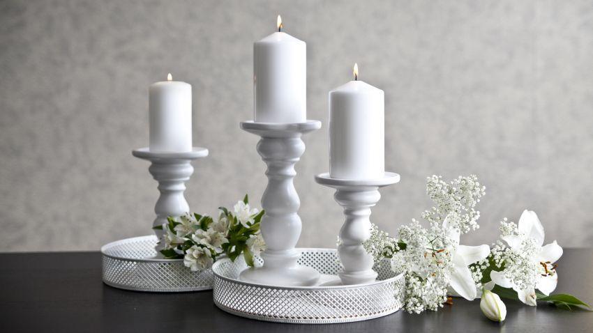 Bougies décoratives