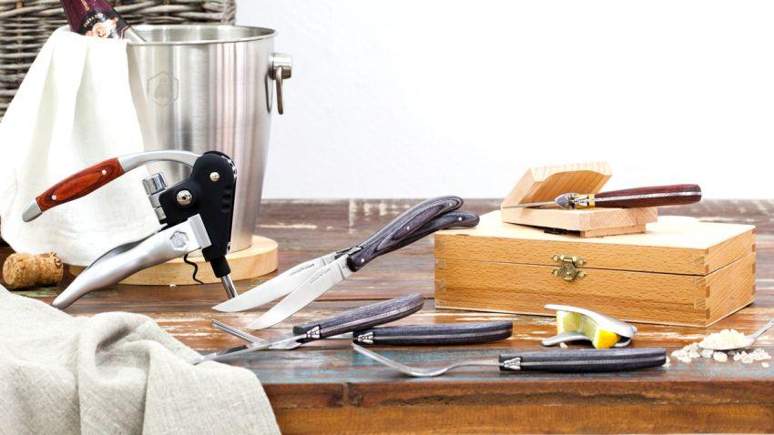 Couteau à saumon
