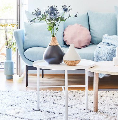Tables basses scandinaves