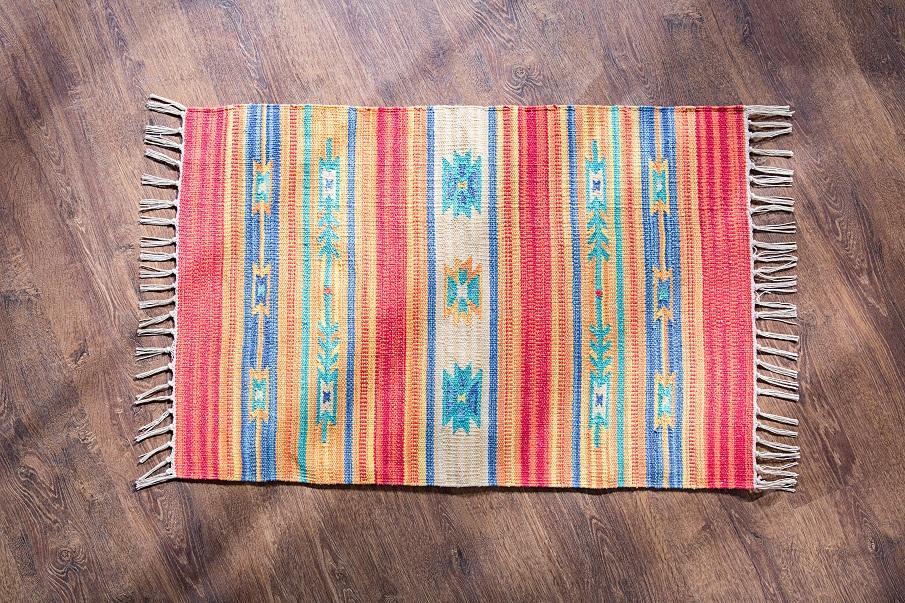 tapis multicolore 02