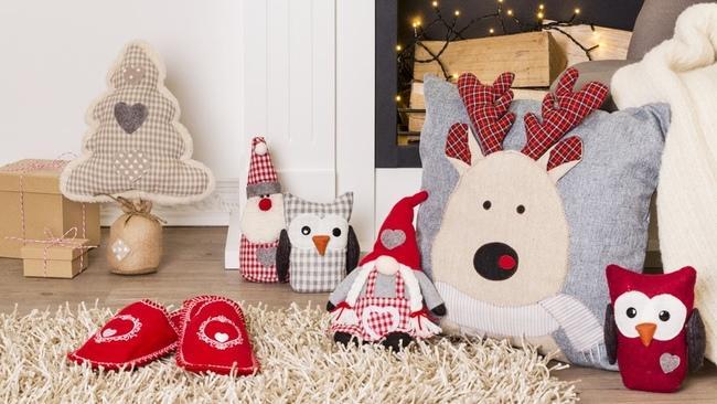 casa natalizia