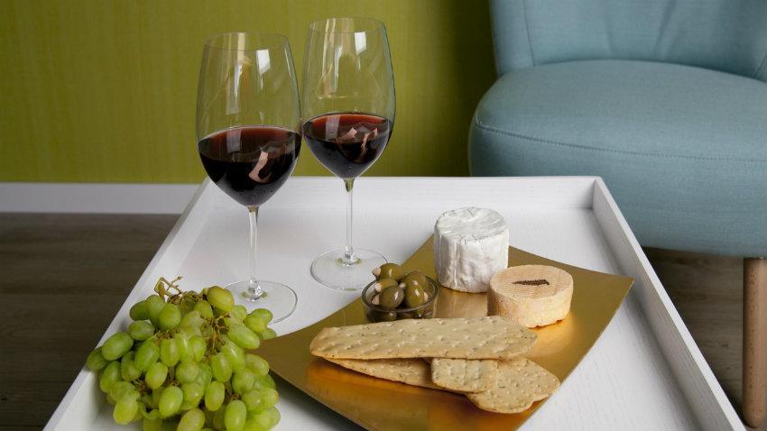 Termometro per vino