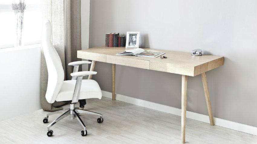 Sedia Da Ufficio Bianca Design Sobrio E Minimal Dalani E Ora Westwing