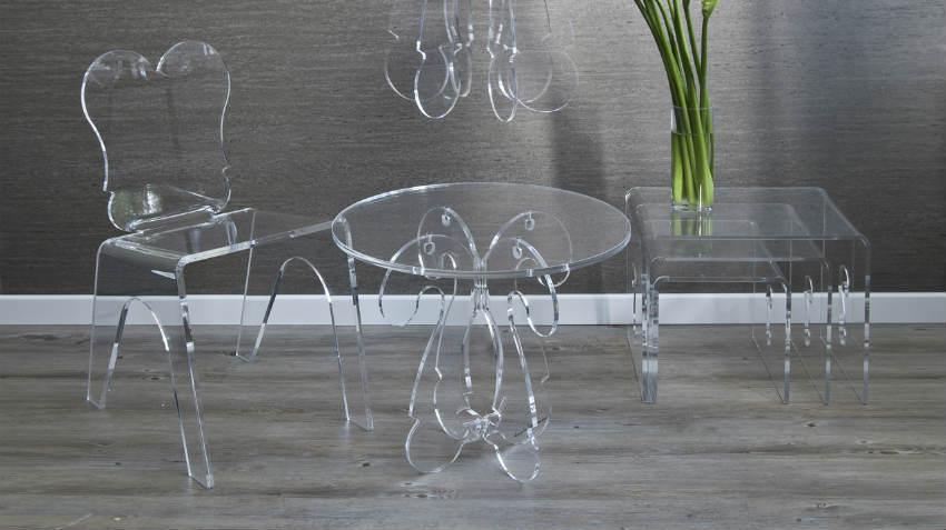 Tavoli In Policarbonato Design Trasparente Dalani E Ora Westwing