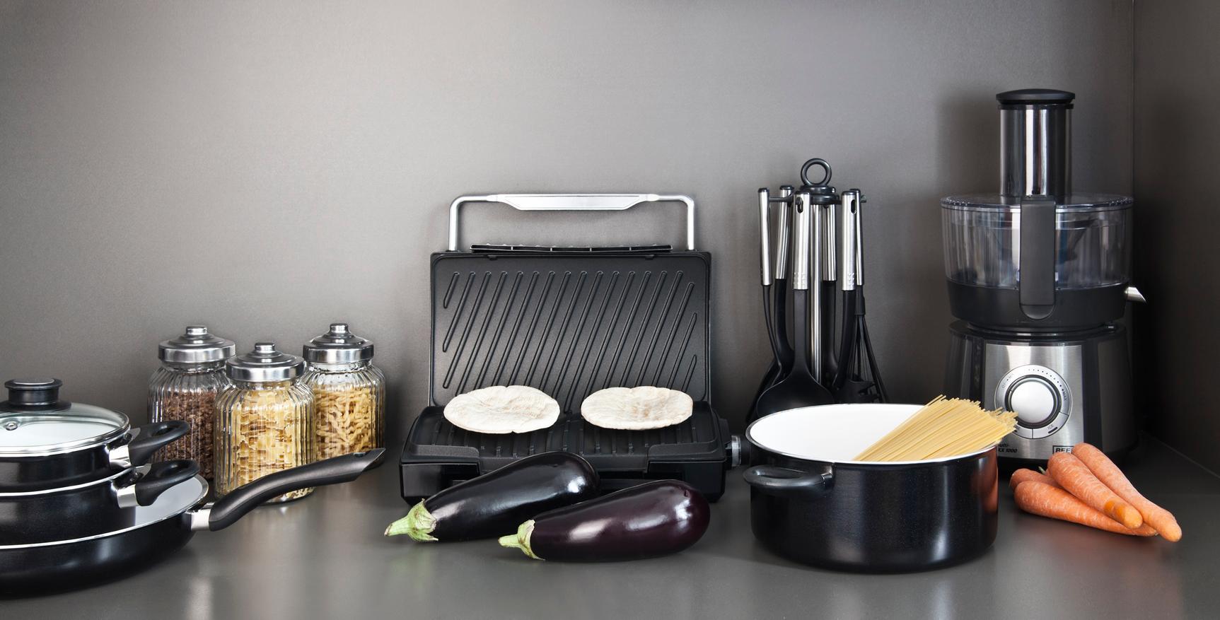 Piastra Elettrica Cucinare E Mangiare Sano Dalani E Ora Westwing